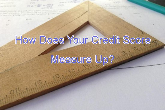 How Does Your Credit Score Stack up to the Average American's?